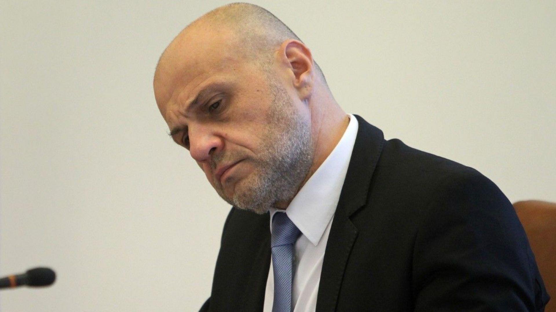 Томислав Дончев: Гневът на хората е справедлив, ще стоя в Габрово, докато е нужно
