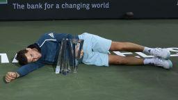 Тийм се опълчи на Маестрото и спечели в Рая на тениса