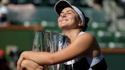 Канадската сензация, която изуми света на тениса