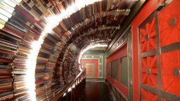 Вижте най-красивите книжарници в света