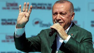 Ердоган използва на митинги кадри от терористичната атака в Крайстчърч