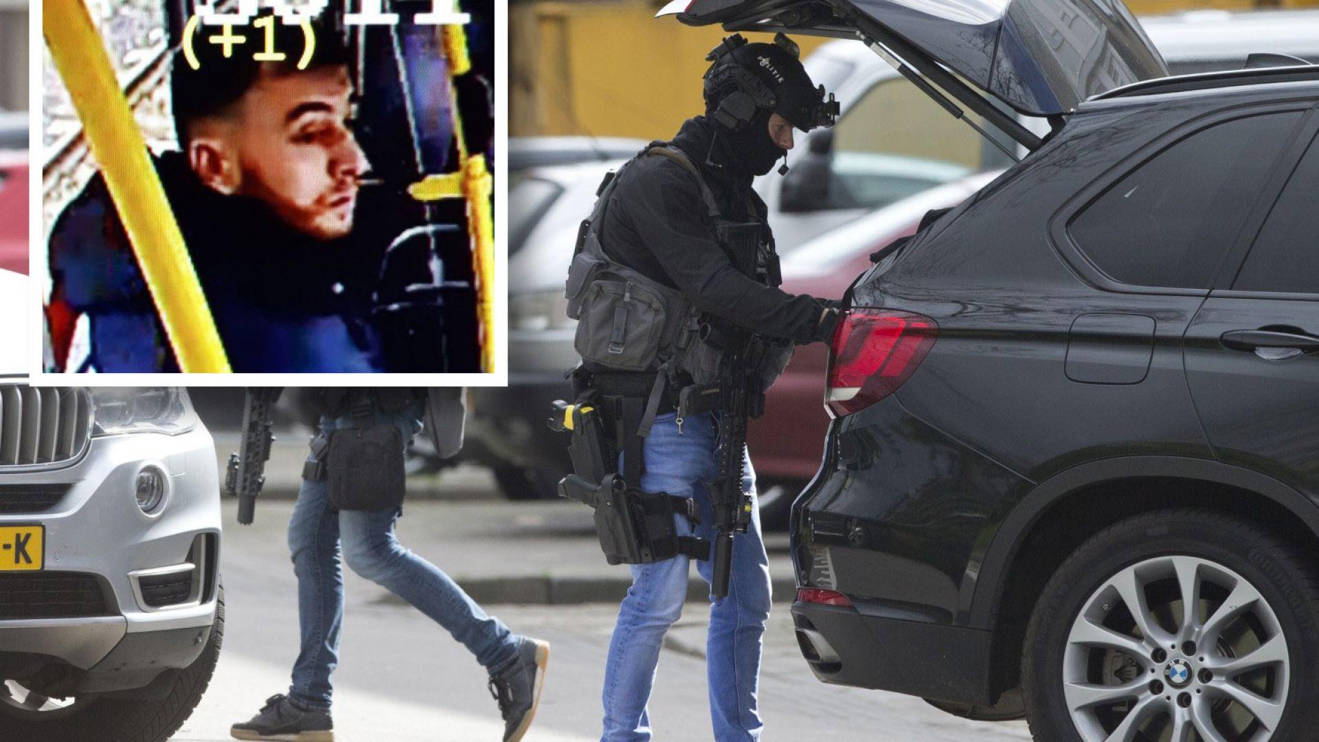 Официално: В Утрехт се е стреляло на няколко места