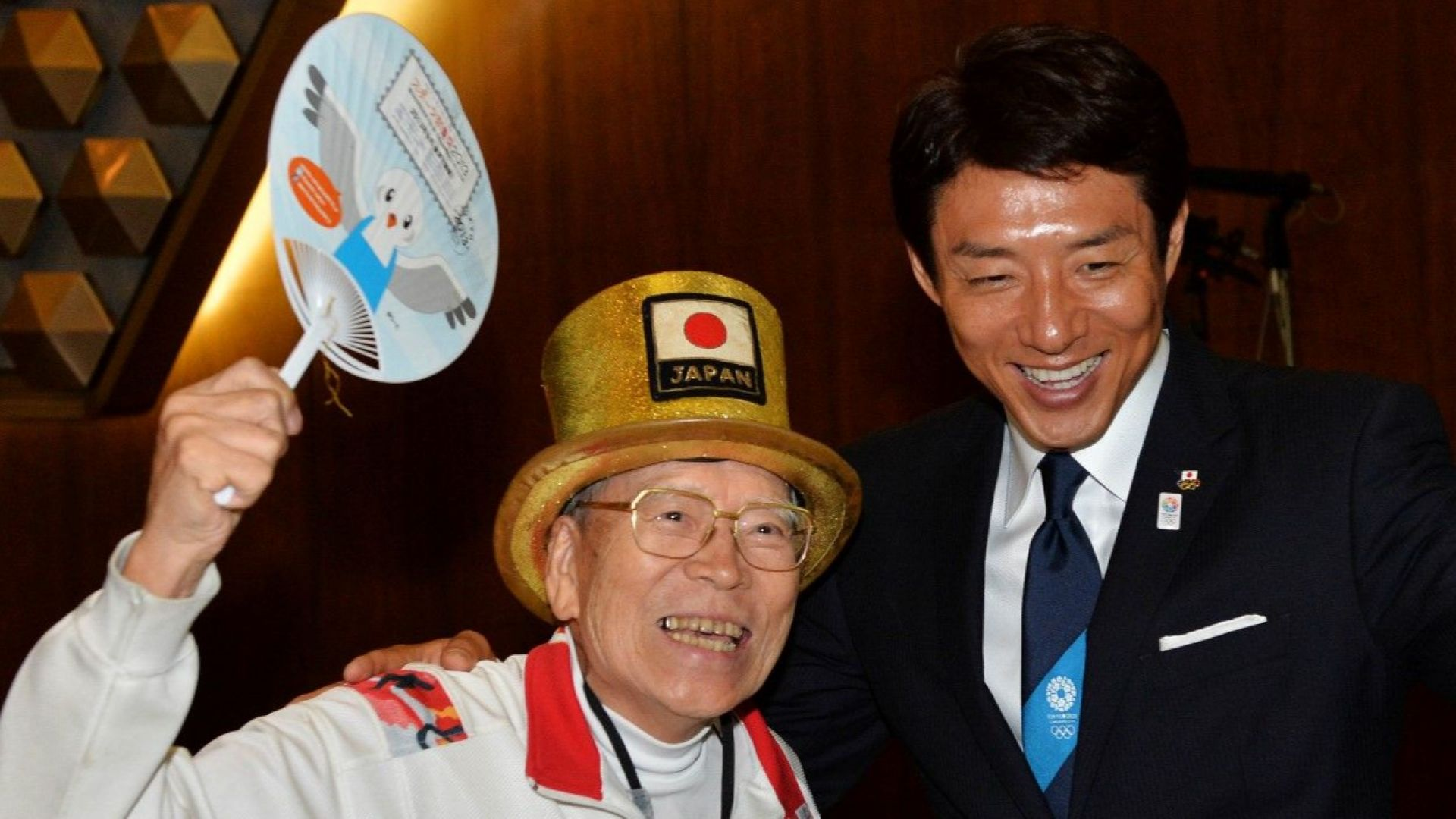 "Японският ""Чичо Олимпиада"" не доживя до Токио 2020"