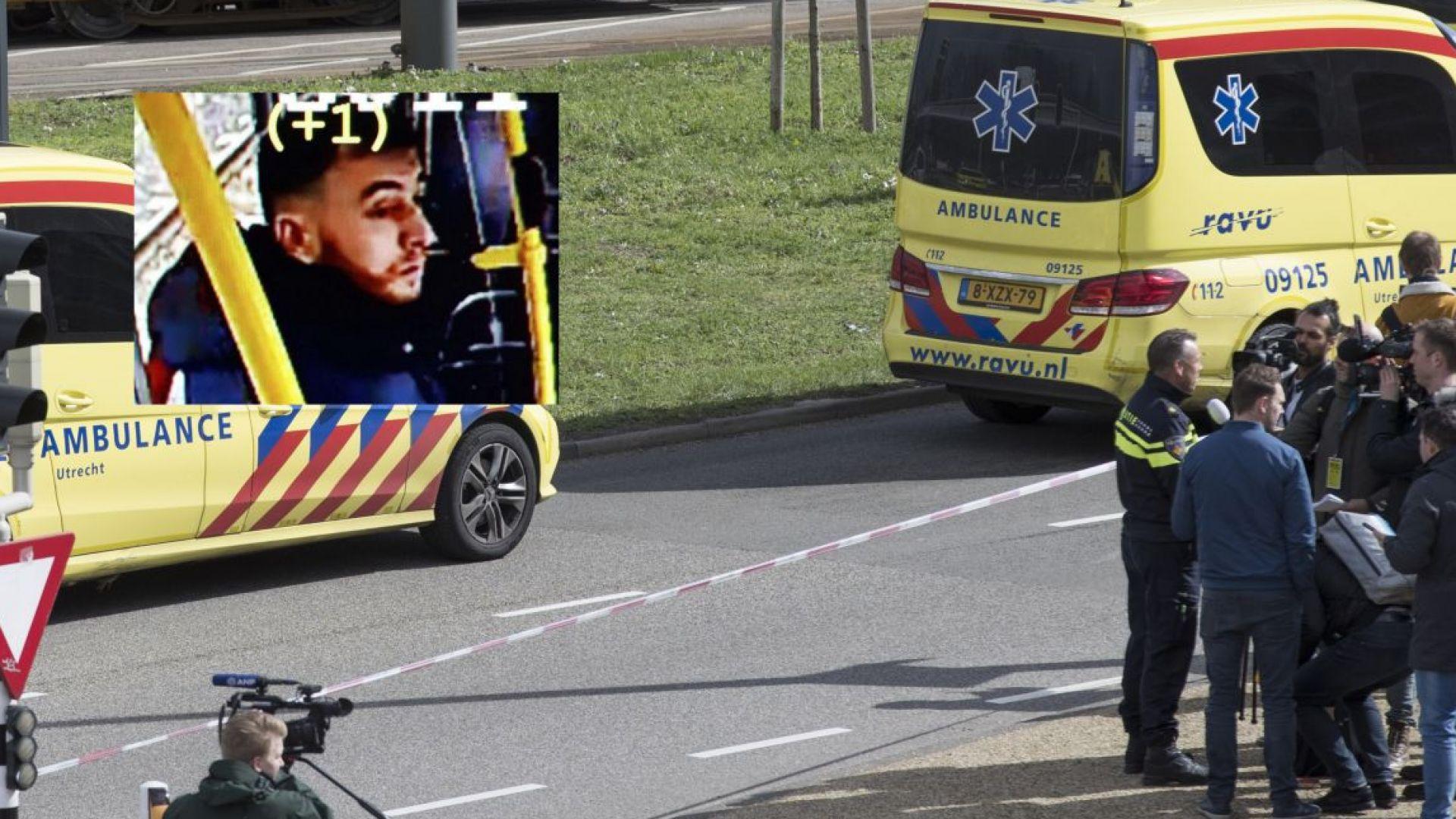 Мъжът, заподозрян в убийството на трима души в трамвай в