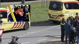 Заподозреният за нападението в Утрехт призна вината си, остава под стража