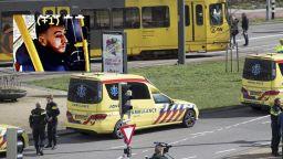"""Ройтерс"": Жертвите в Утрехт са три, ранените-девет"