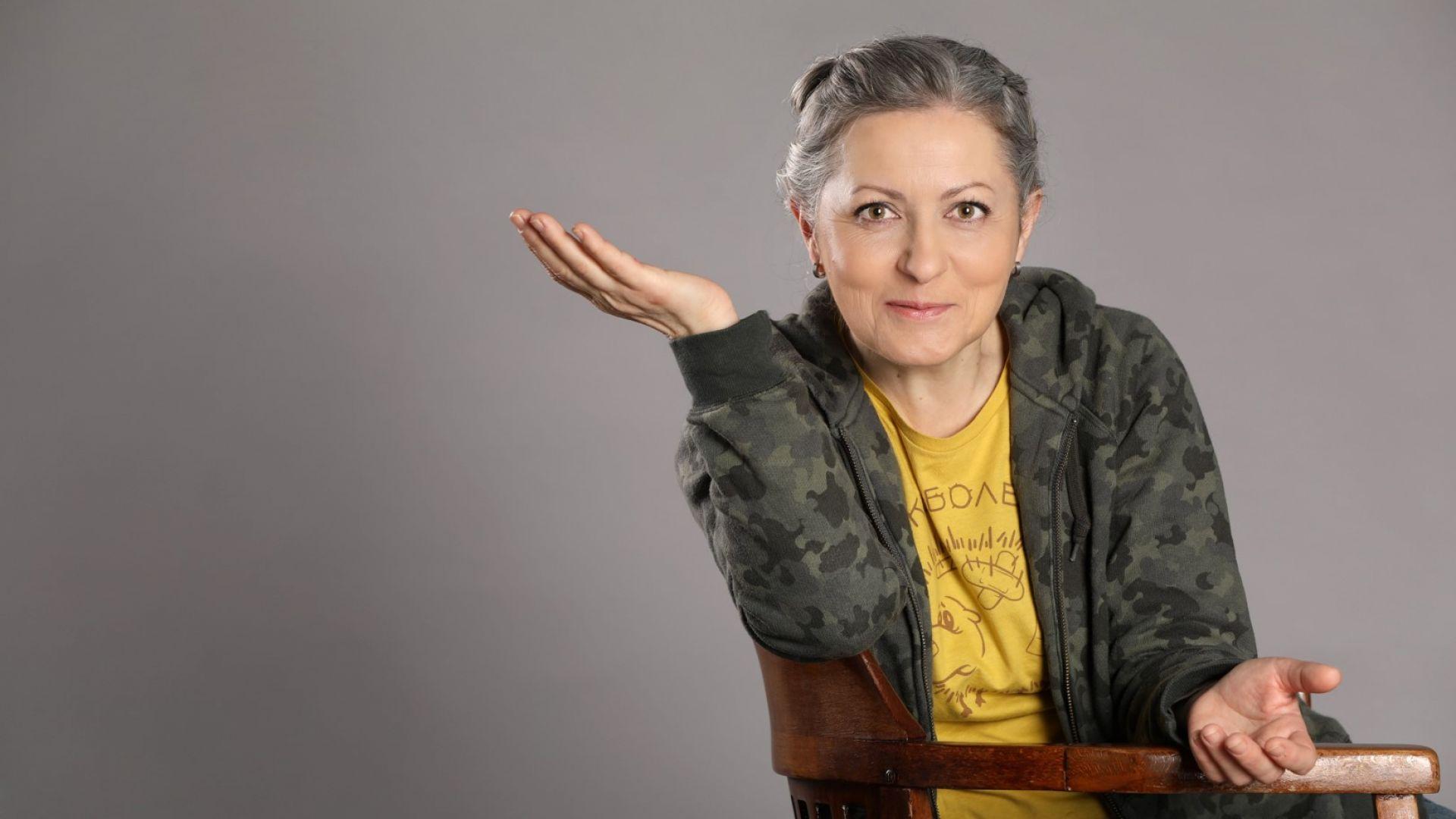 """Любомила е един от лекторите в конференцията """"She's the ONE"""" на 28 март, в Клуб 1 на НДК"""