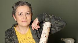Като Баба Вихронрав по Пратчет - тя говори с животните
