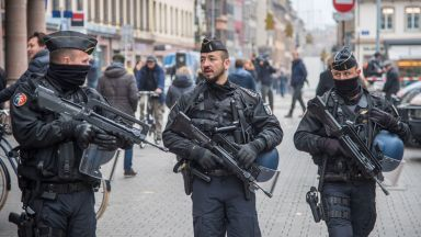Във Франция задържаха терорист, планирал атака в България