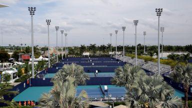 Над 900 тенис турнира са отложени в условията на пандемия