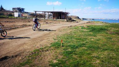 Определиха трасето на новата крайбрежна алея в Бургас