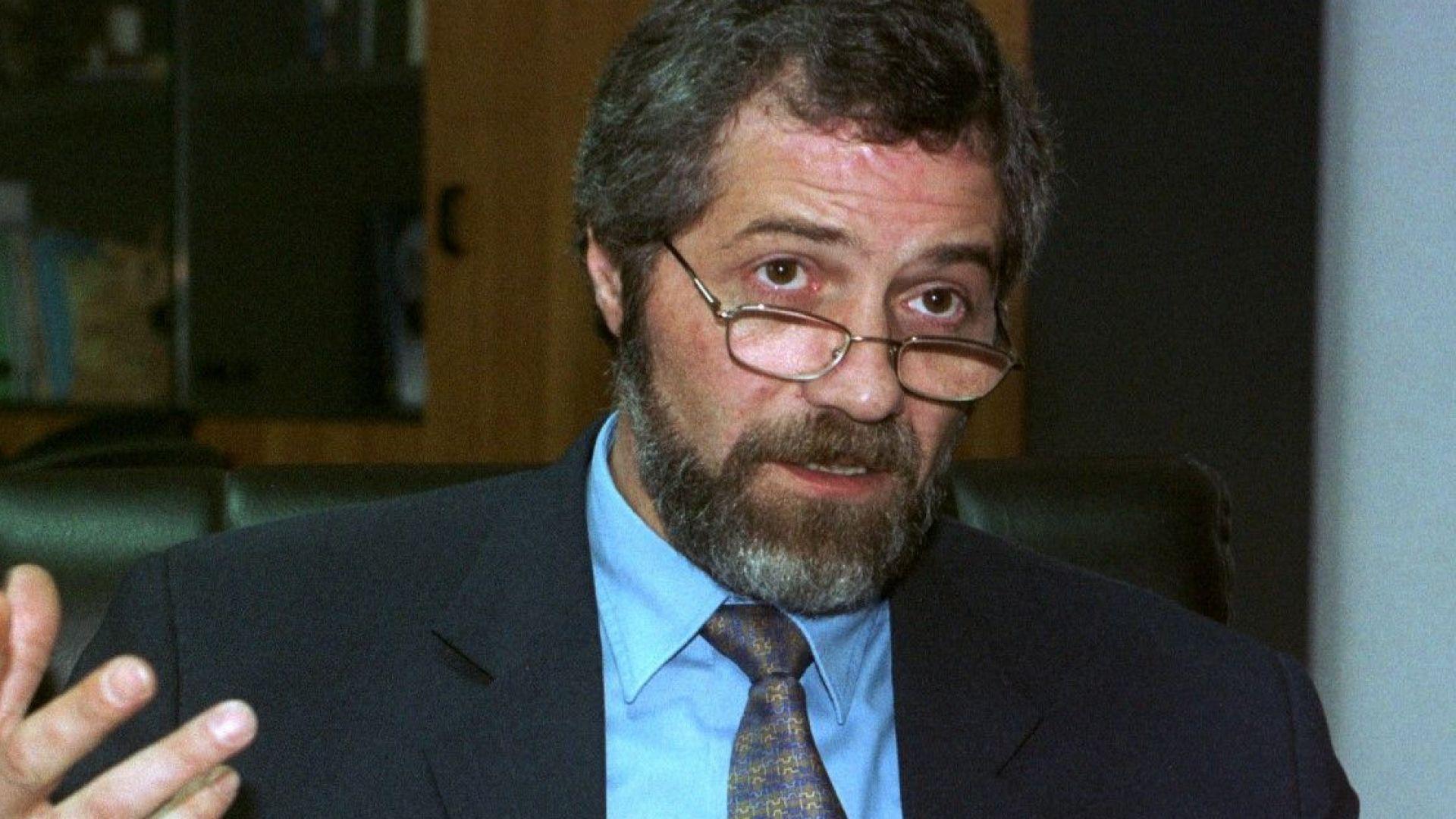 Почина бившият министър на образованието Игор Дамянов
