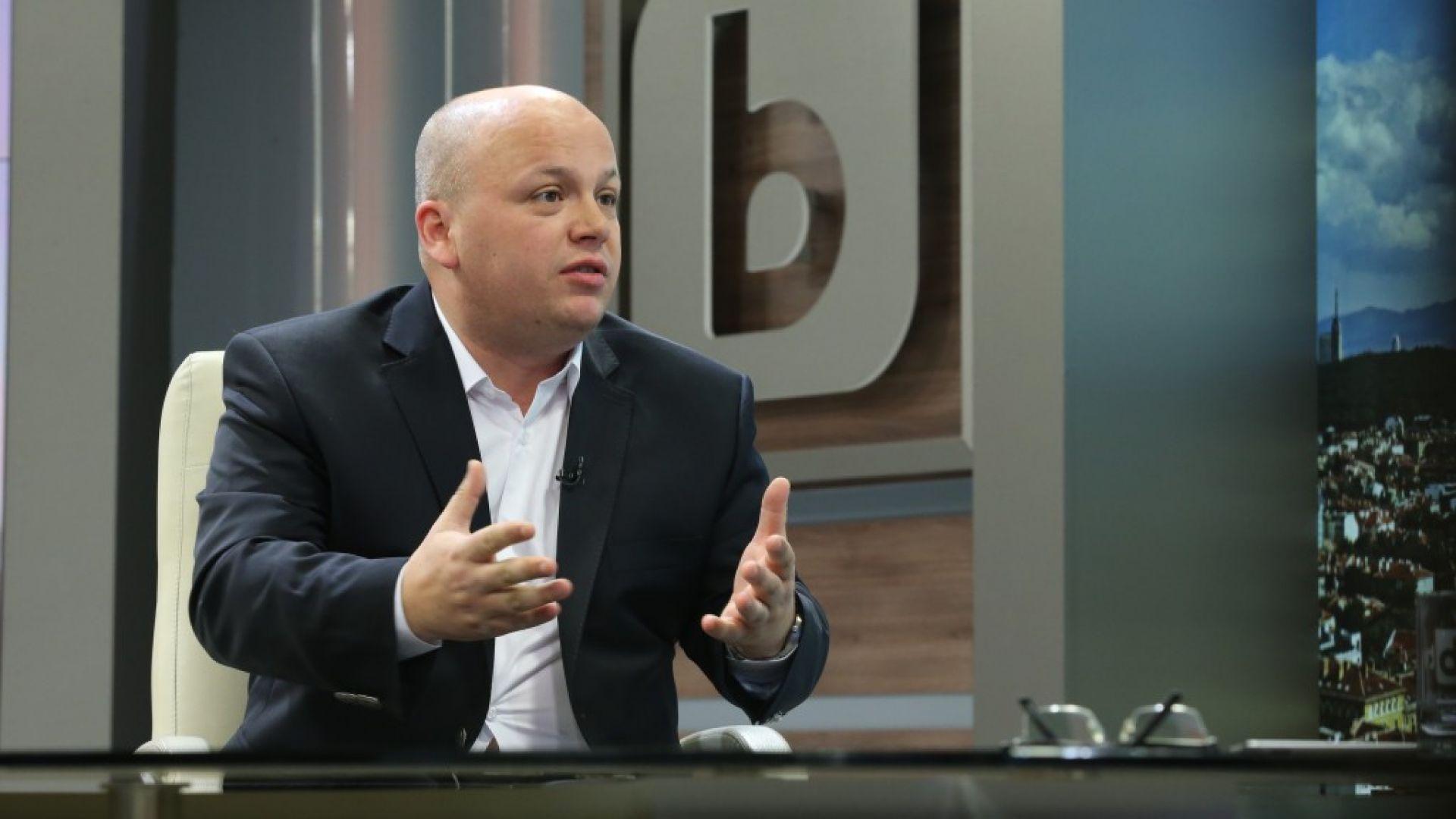 Александър Симов: Разединението в БСП е само медийно твърдение