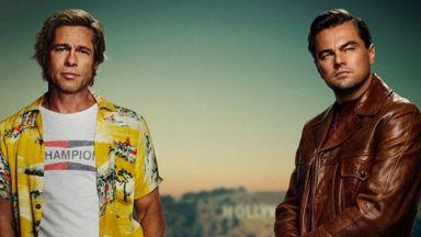 """Гаф с Брад Пит в """"Имало едно време в Холивуд"""""""