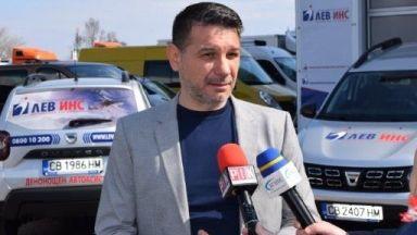 """Симеон Иванов, директор в """"Лев Инс"""": Всички наши клиенти вече ползват услугата """"помощ на пътя"""""""