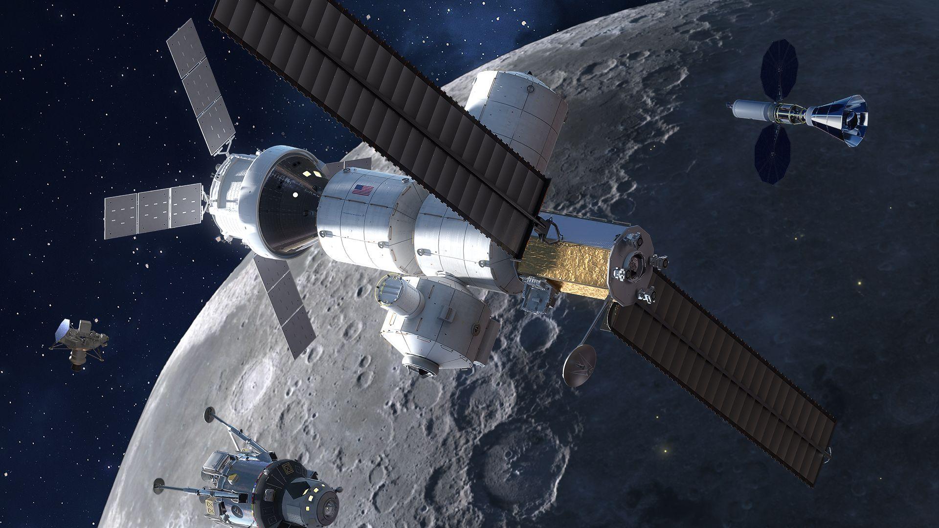 САЩ отлагат завръщането си на Луната