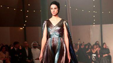 Dior представи за първи път колекция висша мода в Дубай