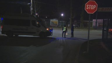 Намериха мъртъв мъжа, убил жена си на улицата в Ботевград