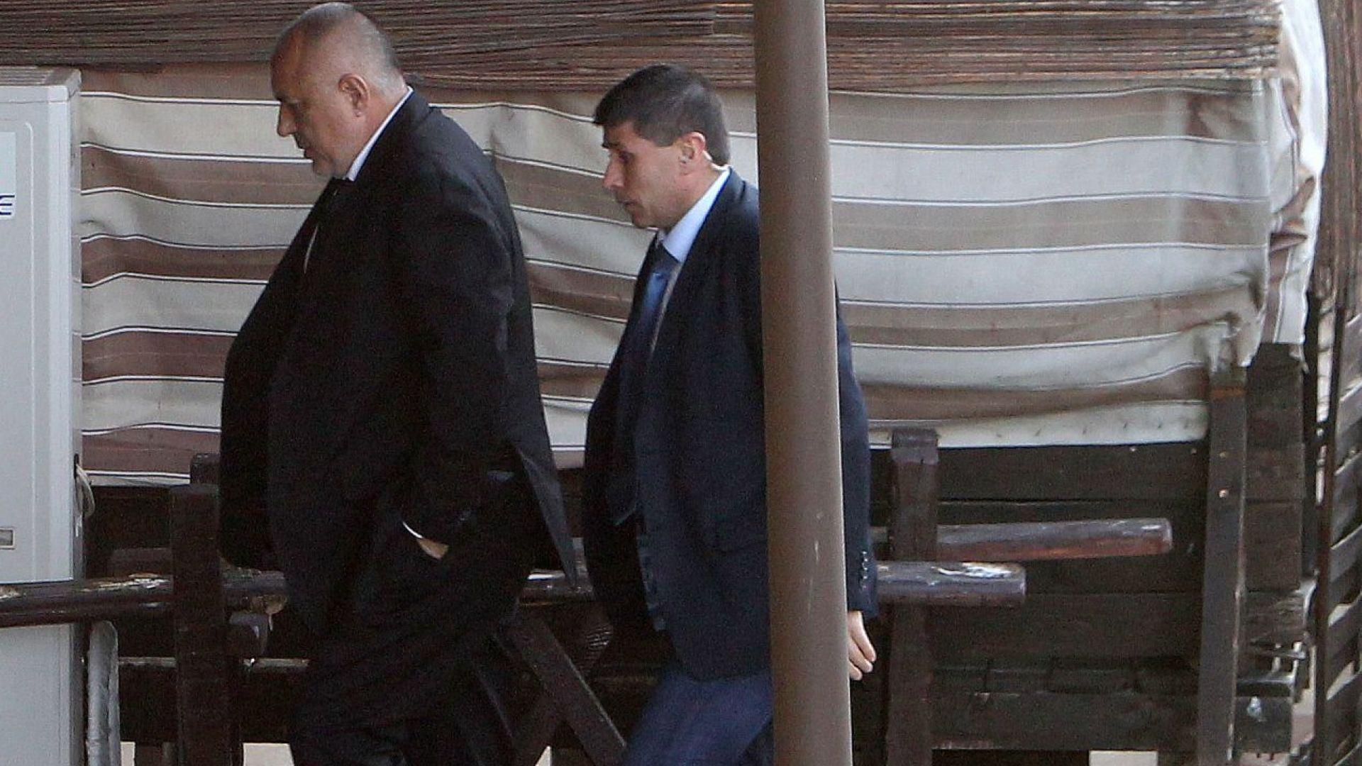 След преговори с ГЕРБ - Борисов дава на СДС две места в обща евролиста