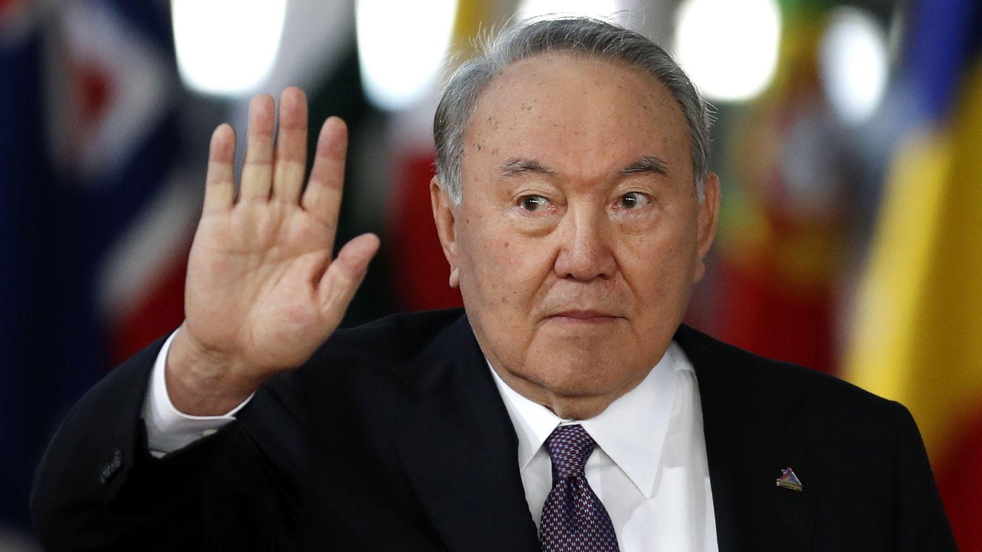 Касим-Жомарт Токаев положи клетва и прие днес поста и.д. президент