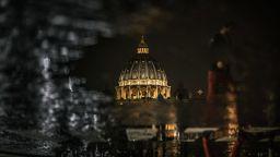 Дъждовният Рим: вълнуващ поглед към Вечния град