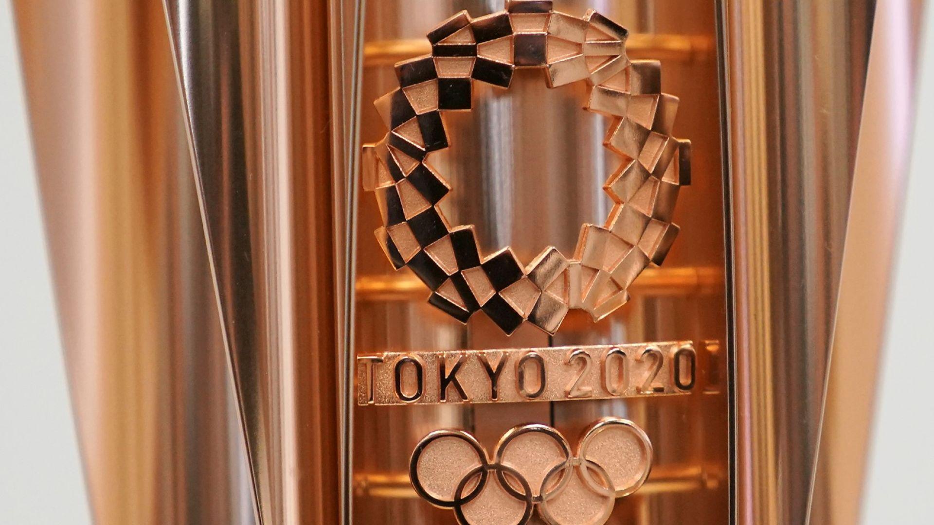 Токио показа факела и емблемата на Олимпиадата, почитащи Фукушима