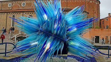 Стъклените вълшебства на Мурано