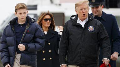 В Белия дом отново има тийнейджър