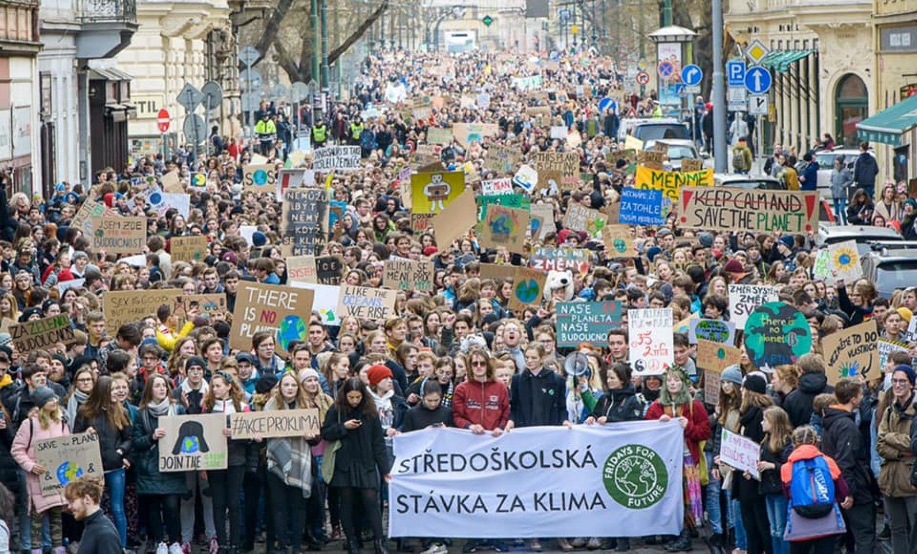 Протестът събра милиони хора по света