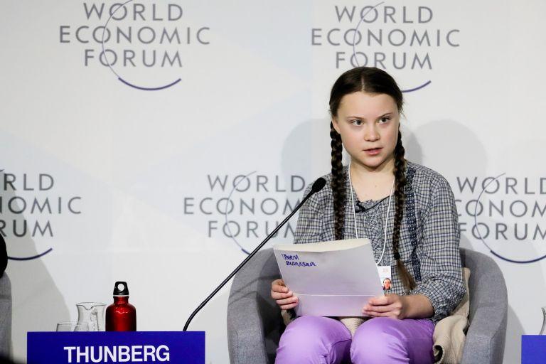Грета Тунберг пред икономическия форум в Давос: Провалихме се!