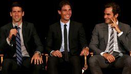 Потвърдено: Тримата големи в тениса ще се борят за олимпийското злато