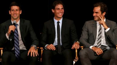 "Надал, Федерер, Джокович и още суперзвезди в спорта подкрепиха ""черния вторник"""