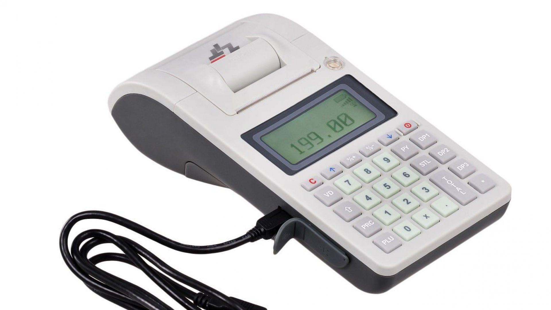 Перфектният касов апарат - малък размер и XXL-качество