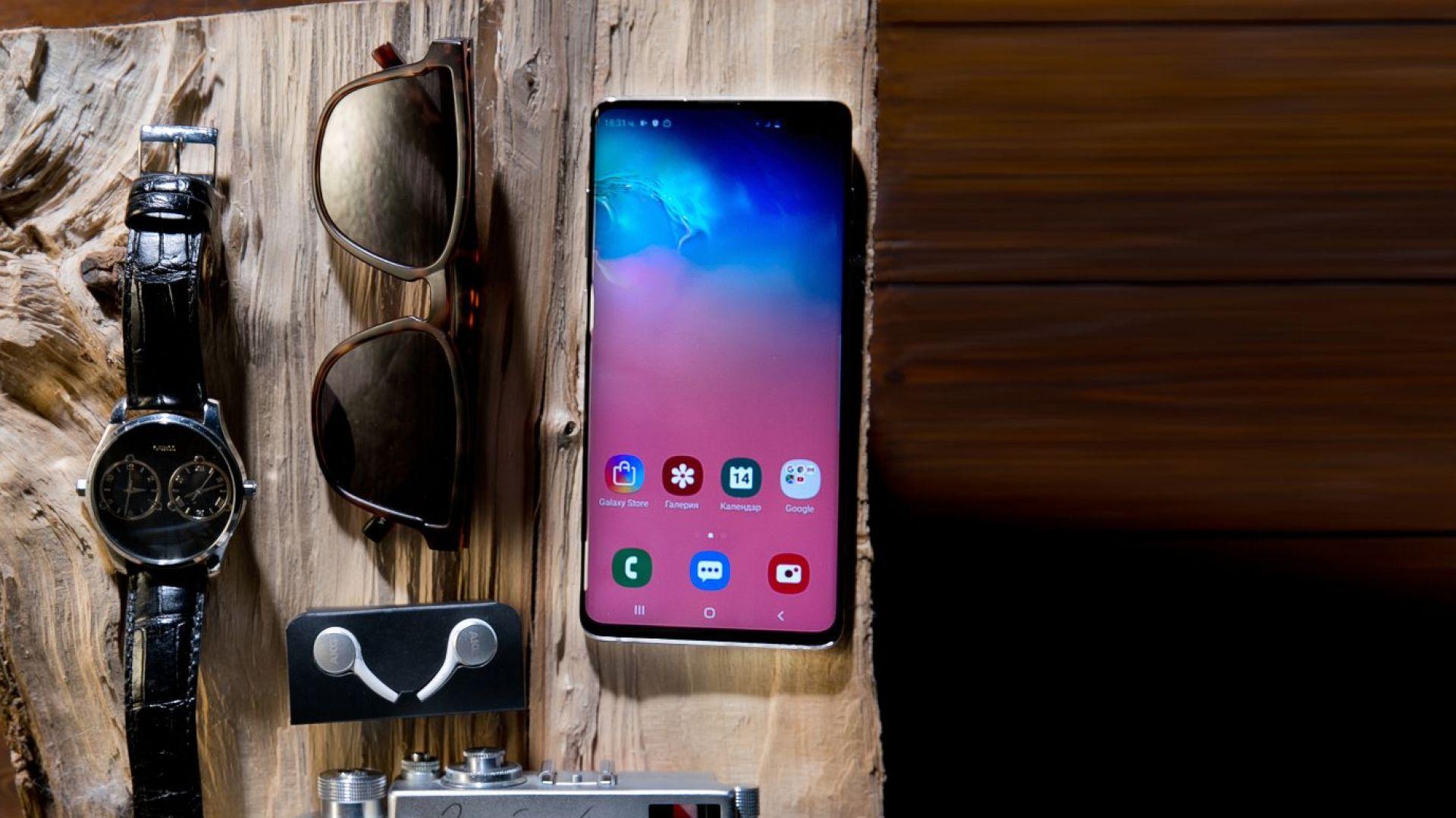Как се представя  Samsung Galaxy S10+ след една седмица употреба