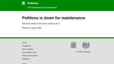 Стотици хиляди блокираха сайт на британското правителство заради Брекзит