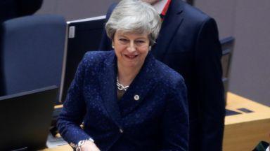 ЕС е съгласен да отложи Брекзит за 22 май, ако парламентът в Лондон одобри