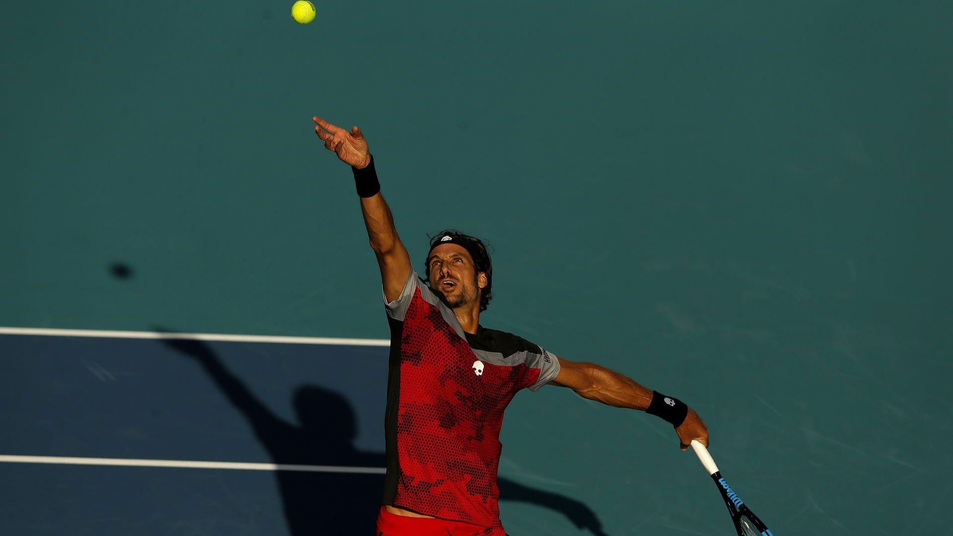 Първо голямо име изплува в скандала с уредени мачове в тениса
