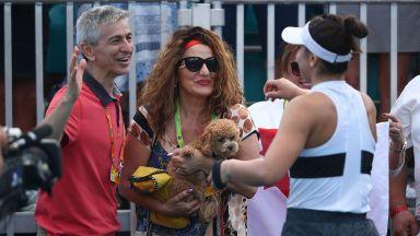 Новата звезда на женския тенис не се предаде в луда румънска драма