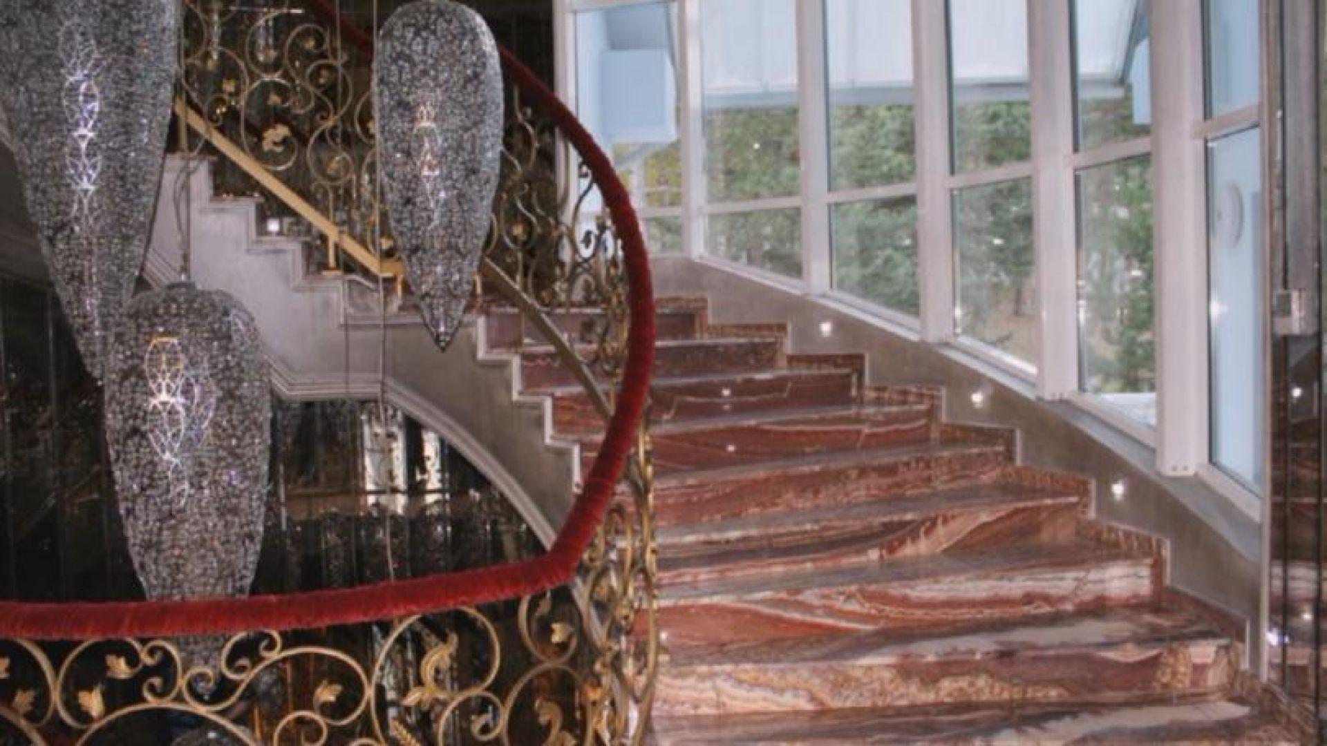 От днес къщата на Николай и Евгения Баневи в столичния