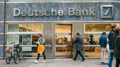 """Съкращенията на служители в """"Дойче банк"""" продължават"""