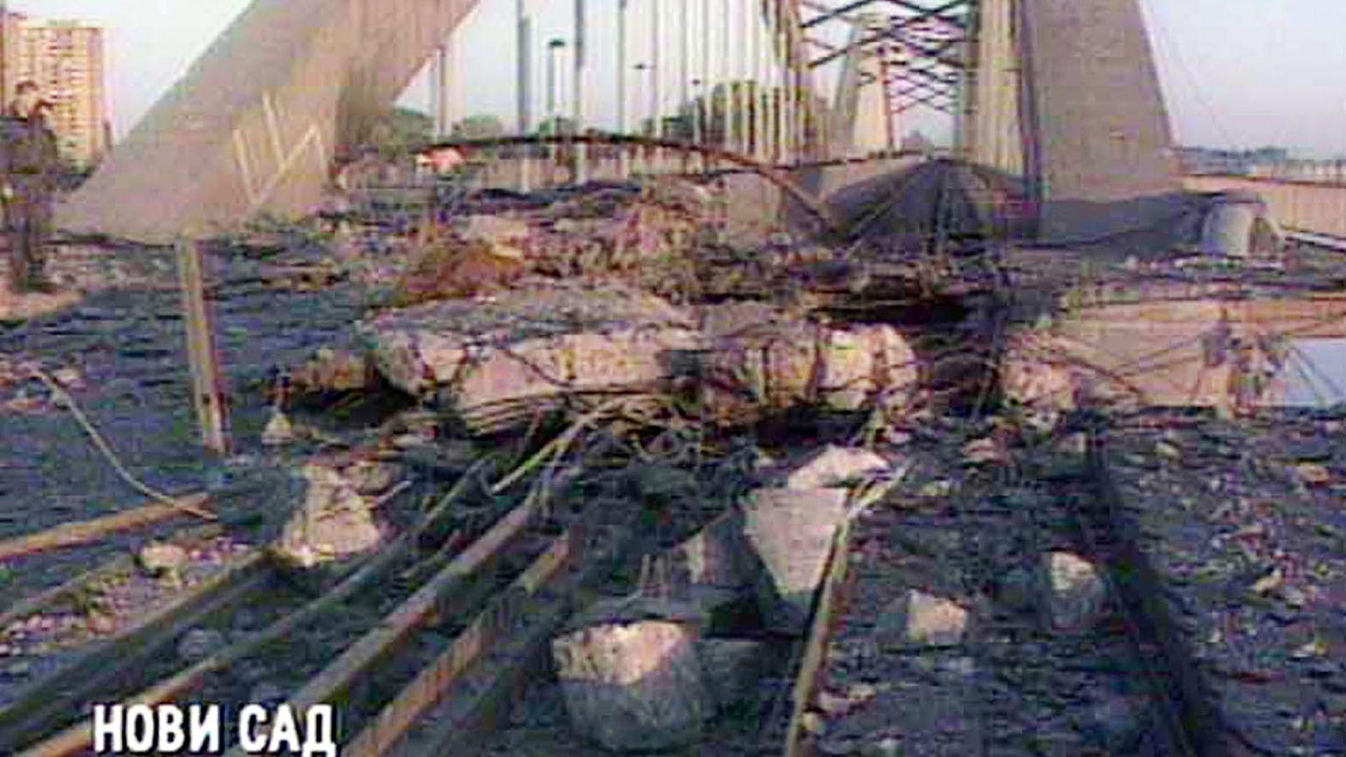 Сръбският премиер Ана Бърнабич заяви, че бомбардирането на СР Югославия