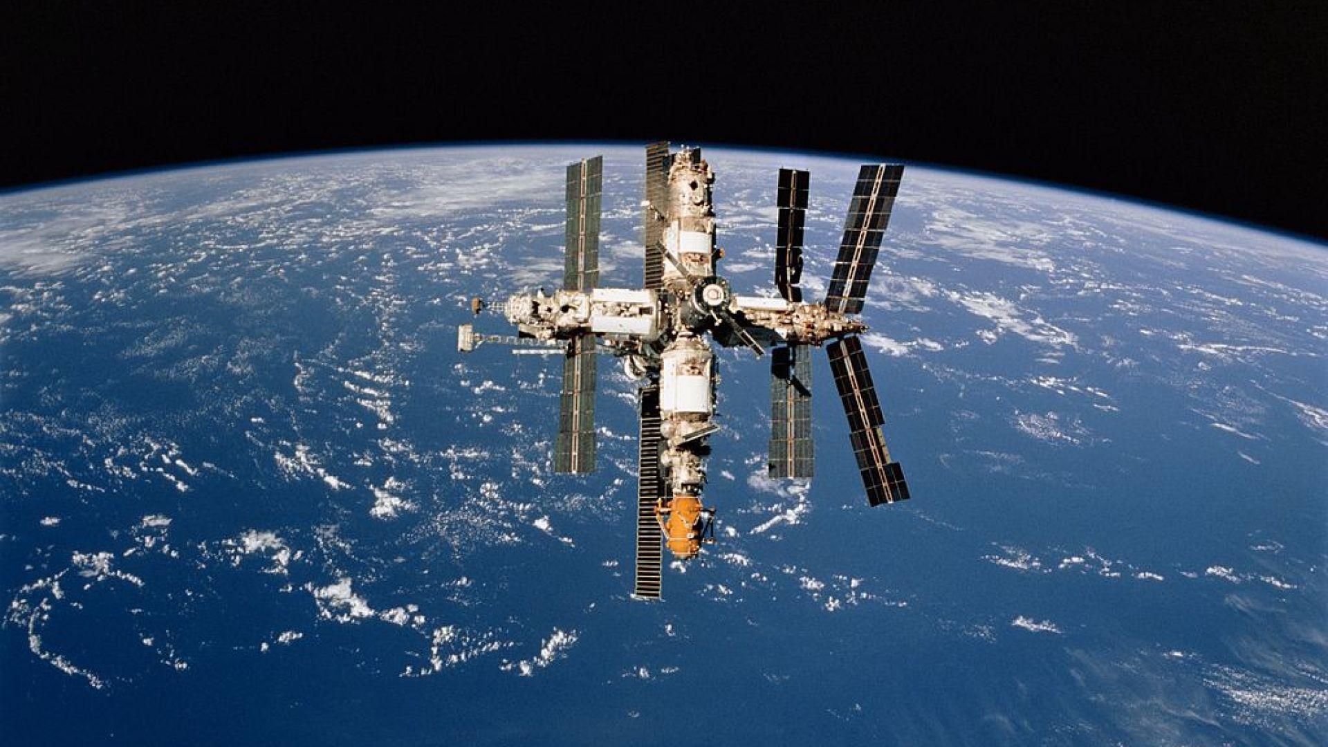 Русия прави нова космическа станция
