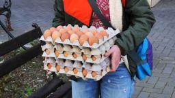 Преди Великден цената на яйцата тръгна нагоре