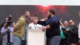 В Сибир се проведе Световното първенство по шамари