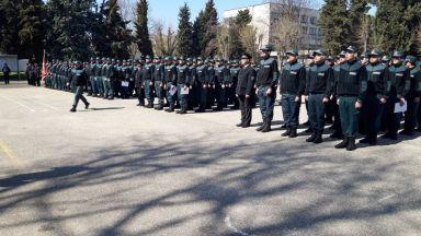 78 гранични полицаи положиха клетва да пазят България (снимки)