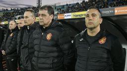 Селекционерът на България Хубчев поема Левски след мача днес?