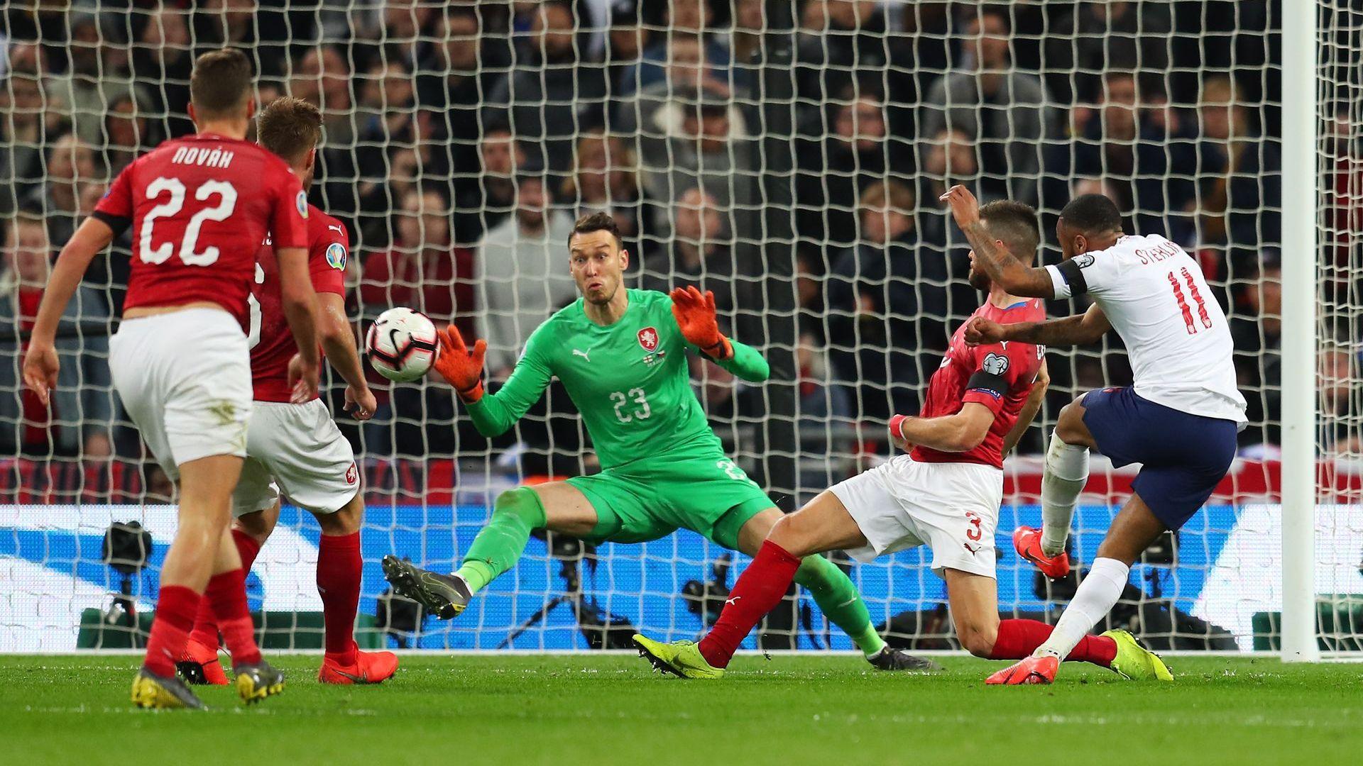 Англия ще затвърди доброто си представяне срещу Чехия