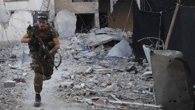 """Падна последната крепост на """"Ислямска държава"""" в Сирия"""