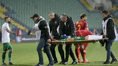 Съмнения за много тежка травма на титуляр на България