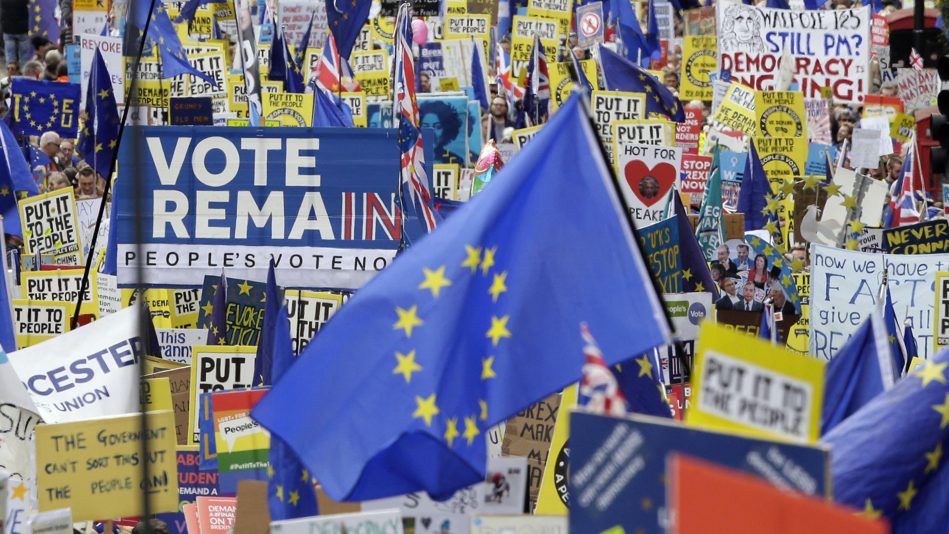 Следващата седмица британските законодатели ще задействат плановете си да попречат